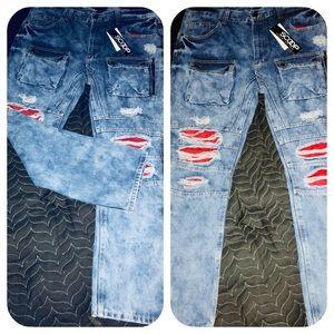 Scoop mens jeans